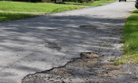 Grant sought to pave Masury roads