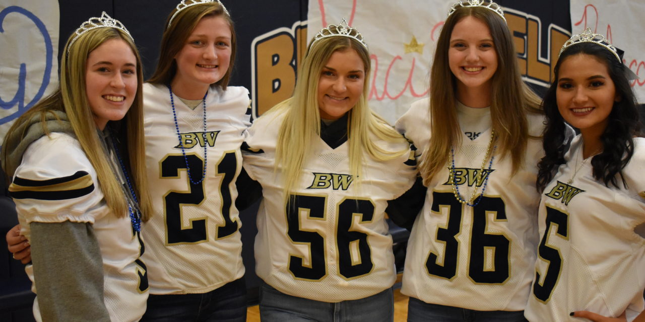 Brookfield Homecoming Court