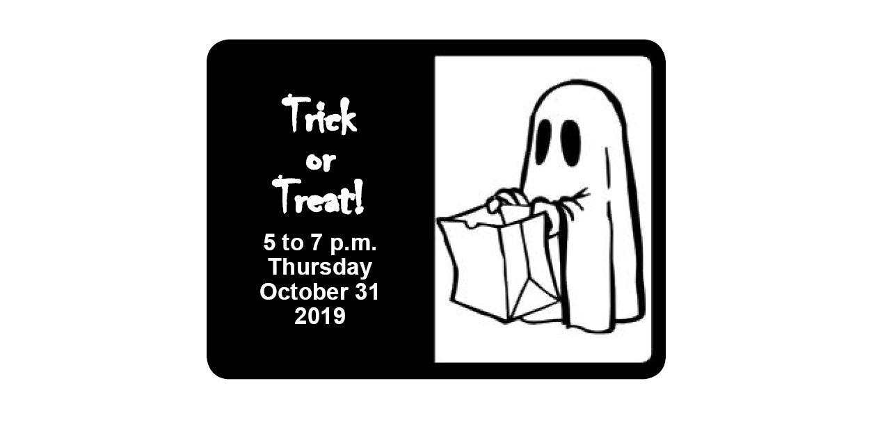 Brookfield, Masury trick or treat hours