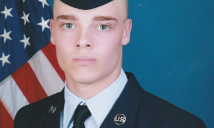 Soos completes Air Force basic training