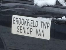 Brookfield trustees have suspended senior van service