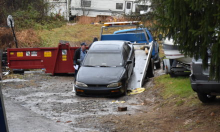 Township begins property cleanup