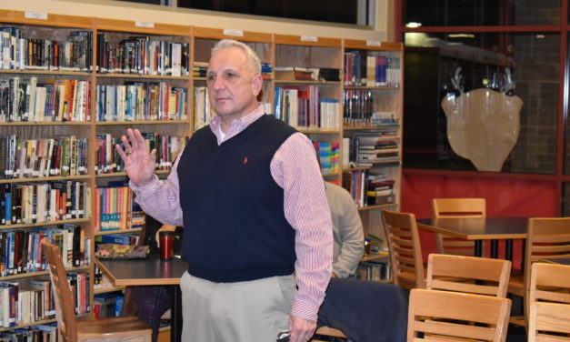 School board appoints new member, Jerry Necastro