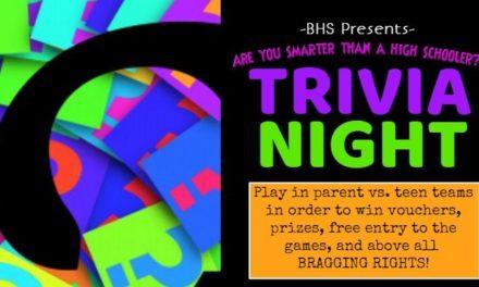 Brookfield High School plans Trivia Night