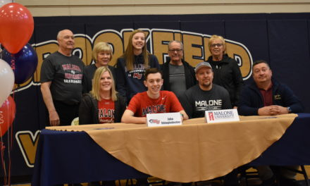 Shingledecker to tee up at Malone University