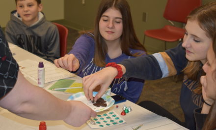A real sweet time: Library hosts Chocolate Fest