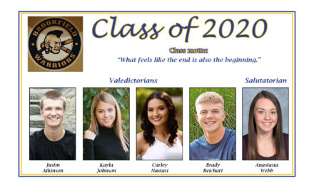 Brookfield High School Class of 2020