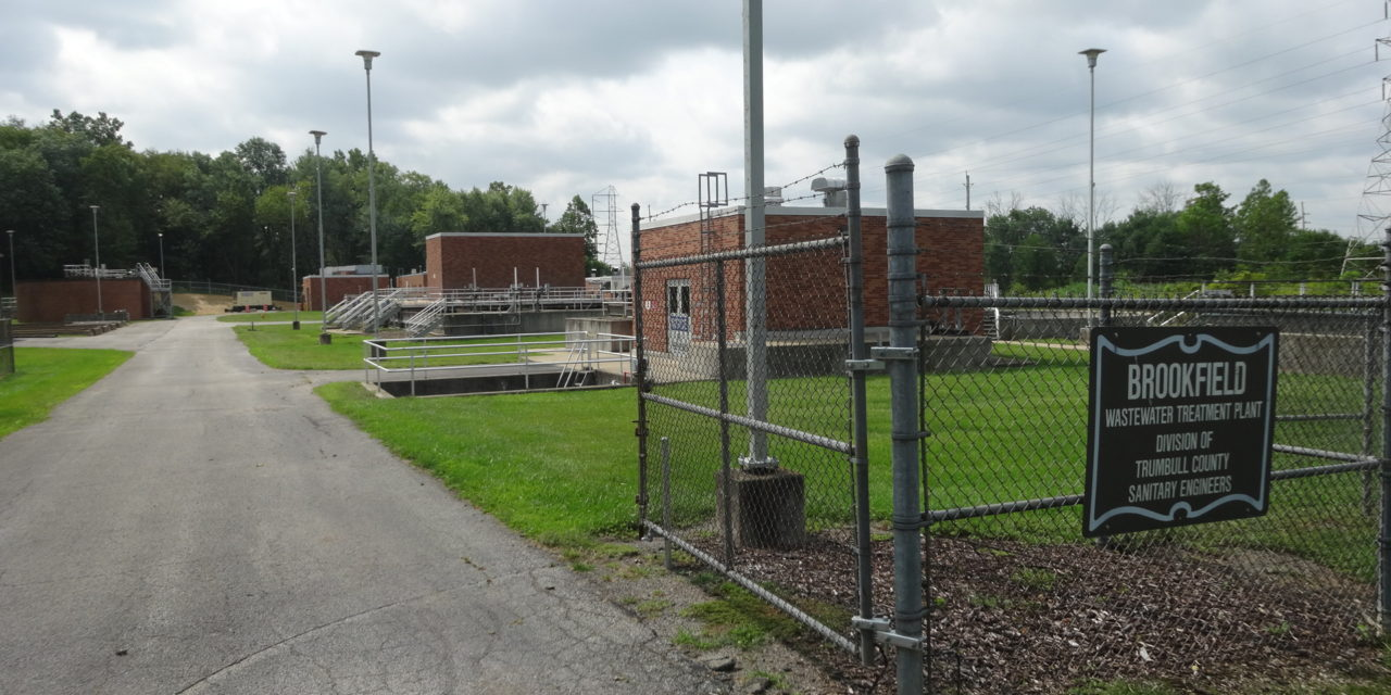 Design of sewer plant upgrade is on schedule
