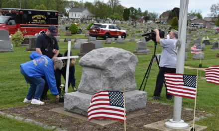 Memorial Day observance goes virtual