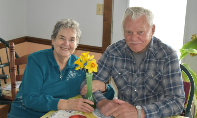 Masury couple recalls past quarantines, hard times