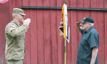 Hackett brothers achieve military milestones
