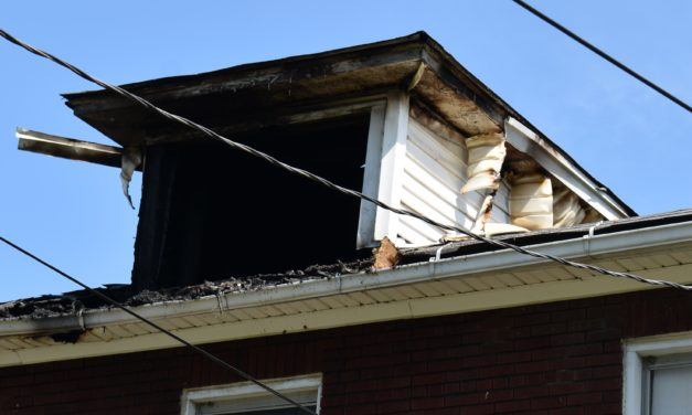 First Street fire cause undetermined