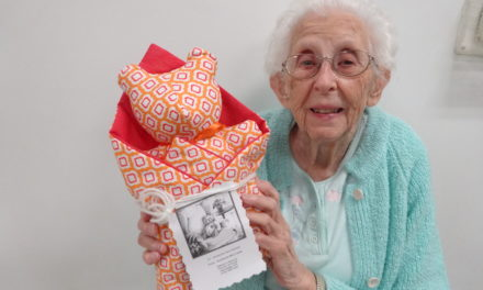 Hazel Howell at 97: 'I have faith in the Lord'
