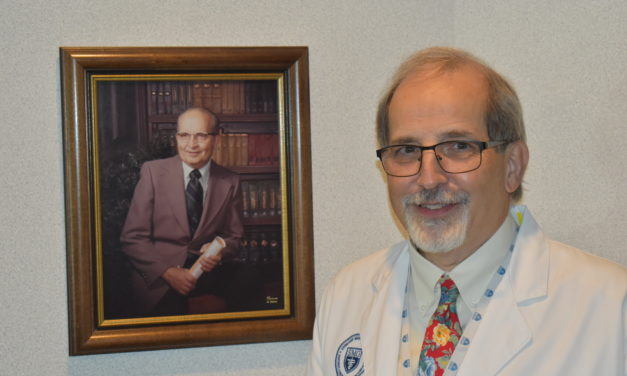 Dr. D'Amore marks 40 years in medicine