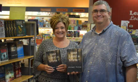 Local author explores small-town secrets