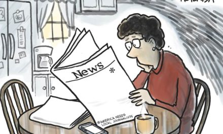 Free online news isn't free; help us keep the news coming
