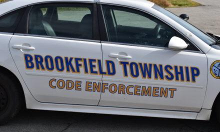 Officer files property violation