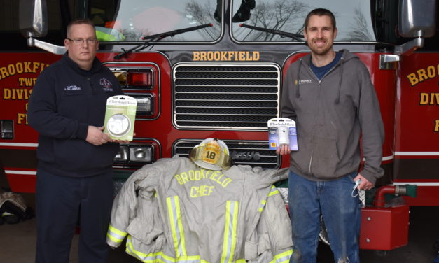 Firm donates detectors for FD program