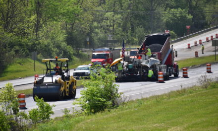 Road closures at Routes 82 and 62