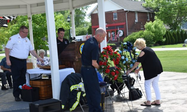 Memorial recalls what it means to serve