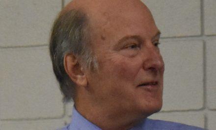 Trustee Lees said he won't run again