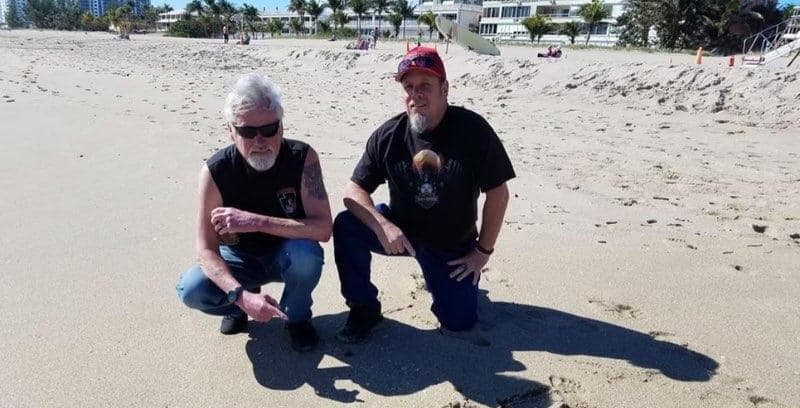 Motorcyclist remembers brother biker